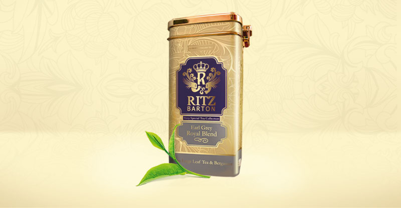 RITZ Earl Grey Royal Blend